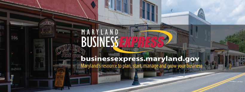 One stop for MD businesses
